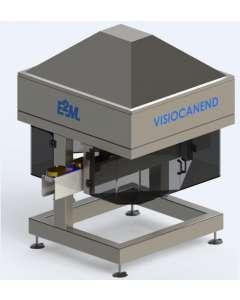 Wizyjny system sprawdzania zamknięcia puszki VISIOCAN E2M