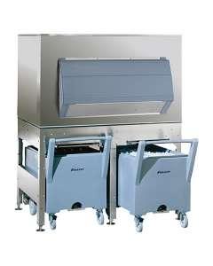Magazyn lodu dla wytwornic KFE600/1000/1500 poj. 600 kg Follet