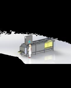 Tunel konwekcyjny do dopiekania produktów Hoja