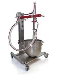 Dozownik do produkcji i wykańczania deserów ISPOT Unifiller
