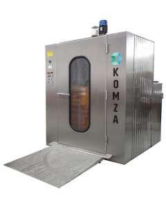 Zmywarka rotacyjna do wózków OMEGA Komza