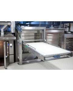 Automatyczny zaladunek do pieca OBER WP Bakery Technologies