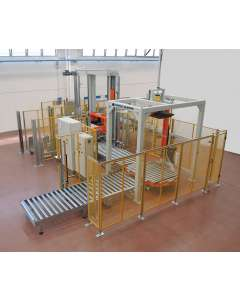 Automatyczny paletyzator z niskim wejściem UNI 600 Unimac-Gherri