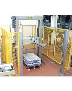 Połautomatyczny paletyzator z niskim wejściem UNI 601 Unimac-Gherri