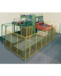 Automatyczny paletyzator z wysokim wejściem UNI 602 Unimac-Gherri
