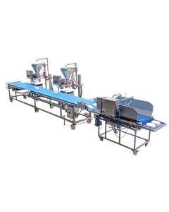 Linia do produkcji ciast i tortów 1 Unifiller