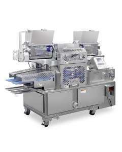 Maszyna do inkrustacji dwurzędowa CORNUCOPIA WN-155 Rheon
