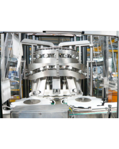 TAMPER - Maszyna do wciskania produktu do pojemnika Zacmi